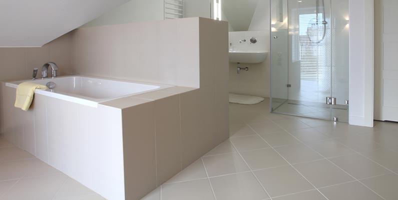 Uređenje kupaonice - Gradnja kuće