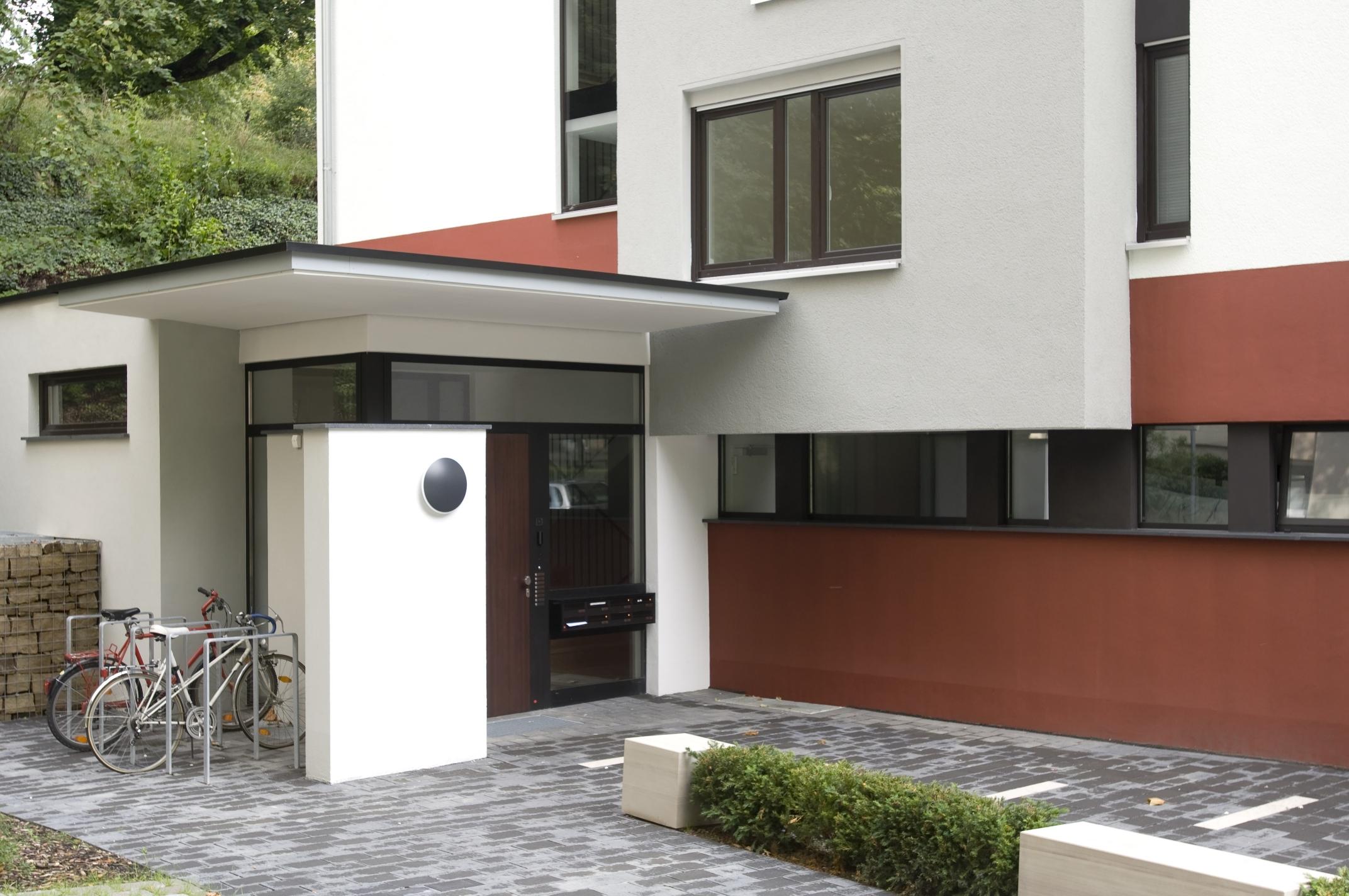 Ulaz u kuću – tanka granica između privatnog i javnog - Gradnja kuće