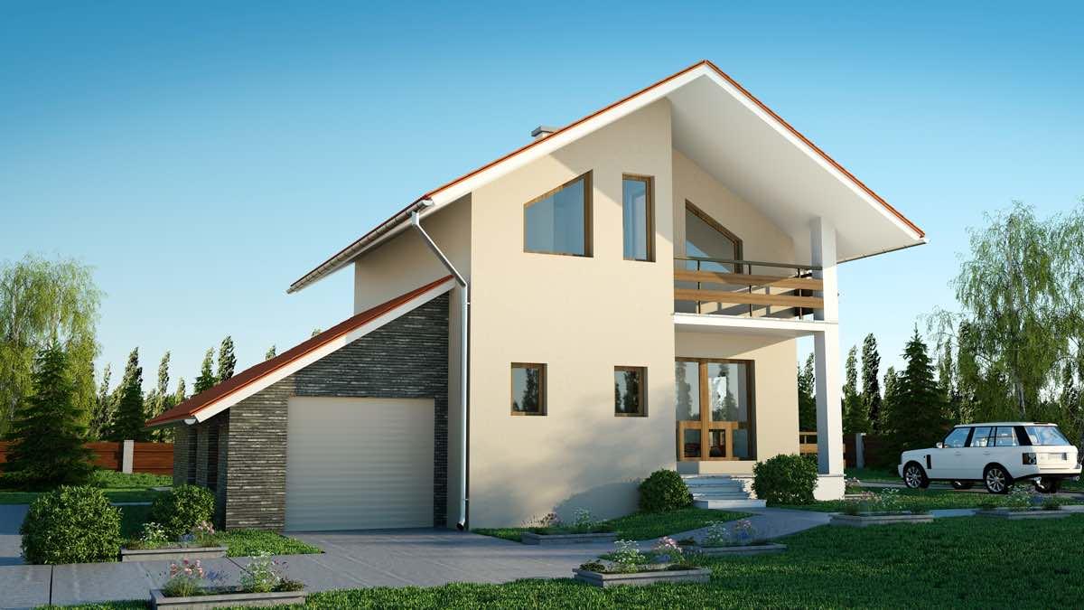 Ytong kuća: Goranka
