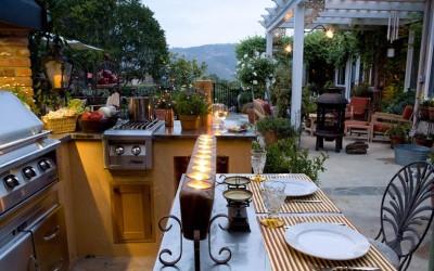 Vrt, terasa i balkoni