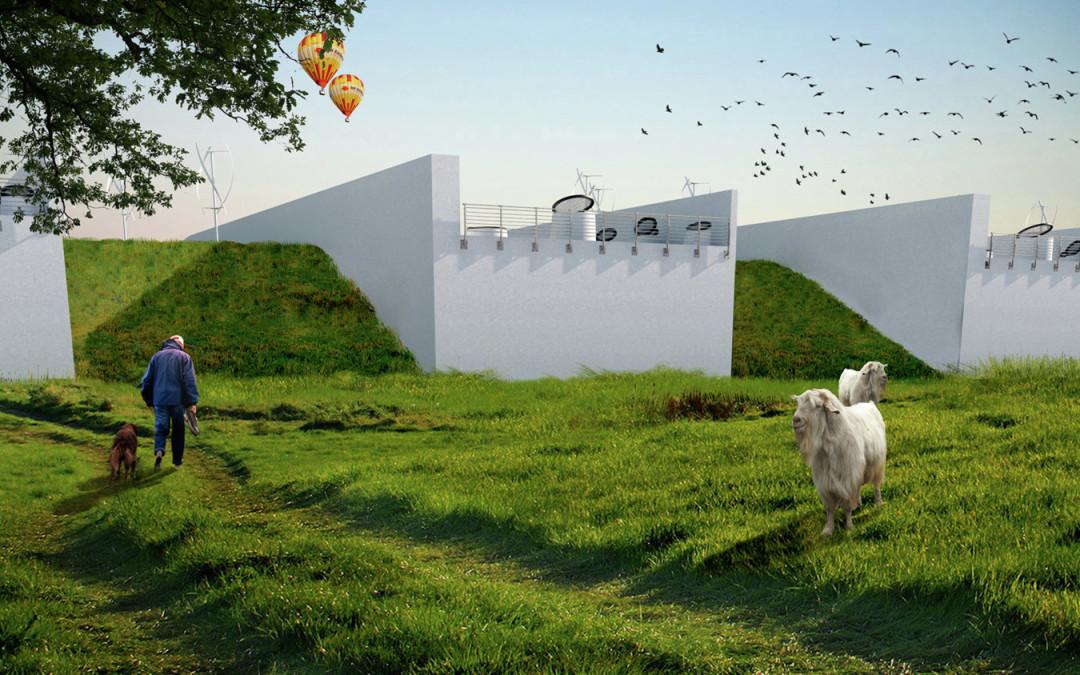 Kuće u zemlji ili zemljane kuće– energetski učinkovite, a neobične