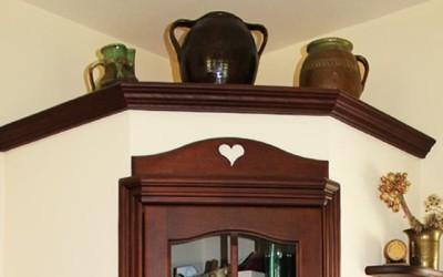 Smočnica, špajza, ostava – važna pomoćna prostorija
