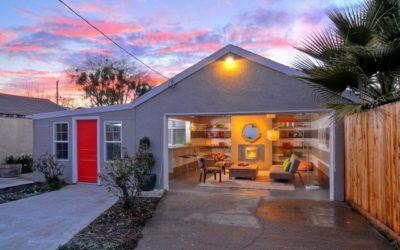 Kako pretvoriti garažu u dnevni prostor?