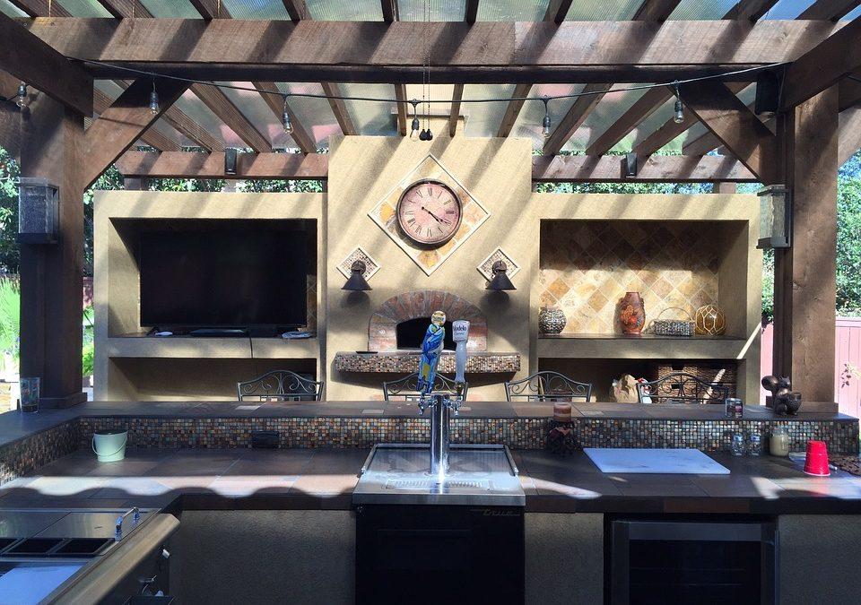 Gradnja ljetne kuhinje
