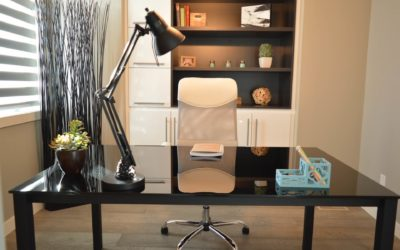 Napravite funkcionalni kućni ured u svega 4 m²